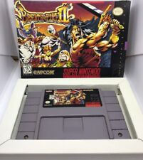 BREATH OF FIRE II 2 (SNES) W/ Box (Fast Free Shipping Day Of Purchase)