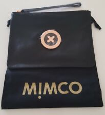MIMCO SUPERNATURAL ROSE GOLD MEDIUM POUCH WALLET RRP$99.95 BNWT & DUSTBAG
