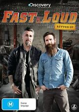 Fast N' Loud: Revved Up DVD NEW