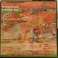 THE NONESUCH GUIDE TO ELECTRONIC MUSIC 2-LP Beaver/Krause AUDIOPHILE TEST Moog