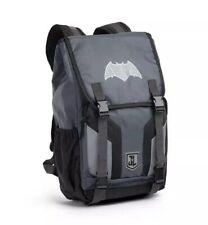 NEW DC Comics Batman Tactical Issue Backpack / Laptop Bag Justice League NWT