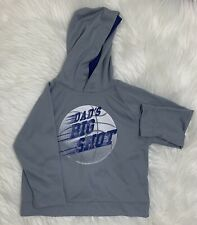 The Children's Place~18-24M Hoddie Long Sleeve Gray