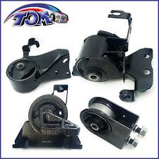 NEW ENGINE AND TRANSMISSION MOTOR MOUNTS FIT 2002-2003 MAZDA PROTEGE5 2.0L