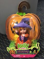 Halloween Party Kelly as a Witch (Sister of  Barbie) (New)