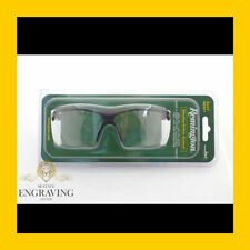 Remington Wiley X Shooting / Sporting Glasses Black/Green Frame Clear - RE501