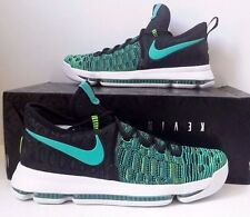 Nike Zoom KD 9 Birds Of Paradise KD9 Kevin Durant Green Black 843392 300  11 NEW