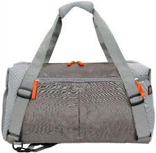 Athletic Works Unisex Fitness Duffel Gym Bag Grey