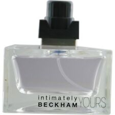 Intimately Yours Beckham by David Beckham EDT Spray 2.5 oz Tester