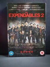 The Expendables 2 DVD - Brand New & Sealed