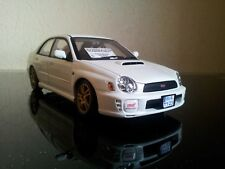 Auto Art Subaru Impreza WRX STI 1:18