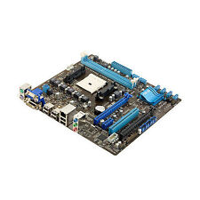 ASUS F1A55-M LE FM1 AMD A55 Micro-ATX Motherboard with I/O shield(By DHL OR EMS)