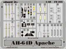 Eduard Zoom FE201 1/48 Hasegawa AH-64D Apache!