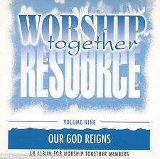 V/A - Worship Together Resource V9: Our God Reigns (UK Members 12 Tk CD Album)