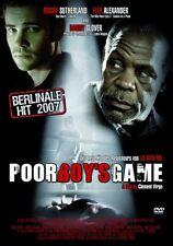 Poor Boy's Game ( Mehrfach Preisgekrönter Sport-Drama ) mit Danny Glover NEU OVP