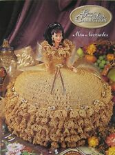 Annie's Attic Gems of the South Miss November Crochet Bed Doll Pattern 1997