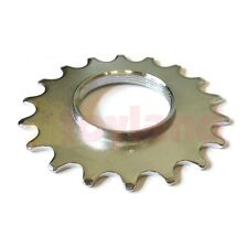 Fixie Track Sprocket Fixed Single Speed Cog Threaded Lock Ring 13 14 15 16 17 18 17 Tooth