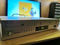 Samsung DVD-V5500 DVD/VHS Combo no remote 748V see desc
