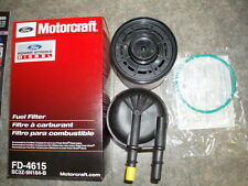 5 MOTORCRAFT FD4615 FUEL FILTER  FREE SHIPPING BC3Z-9N184-B 6.7L DIESEL OEM NEW