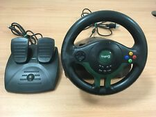 Logic3 Steering Racing Wheel & Pedals (Original Xbox) - E42