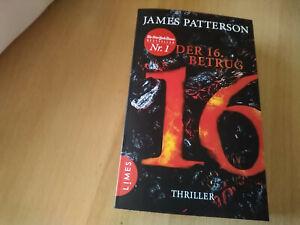 Der 16. Betrug von James Patterson (Taschenbuch)