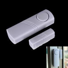 Wireless Magnetic Sensor Door/ Window Entry Safety Security Burglar Alarm Bell*