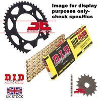 D.I.D DZ Gold Chain JT Sprocket Kit for Honda XL 500 S XL500 S 1979-81 14t//41t