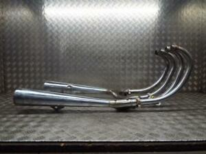 Suzuki GS550 L SOHC 1978-1981 78-81 Exhaust System Downpipes Silencers