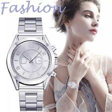 Fashion Women Female Quartz Watch Luxury Business Dial Steel Belt Watches Ladies