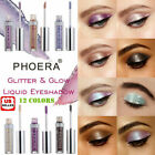 12 colors Eyeshadow Liquid Waterproof Glitter Eyeliner Shimmer Makeup Cosmetics❤
