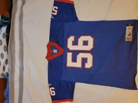 Lawrence Taylor #56 New York Giants NFL Football  Jersey Reebok Large