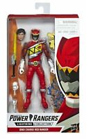 Power Rangers Lightning Collection Red Ranger Action Figure Hasbro
