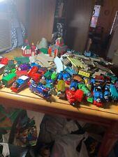 Thomas The Train Huge Lot Of Plastic Cars  Tracks Lot 2