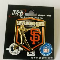 San Francisco Giants Hitters Hat/Lapel Collectible Pin MLB Licensed GBP