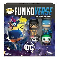 Funkoverse DC Comics The Strategy Game NEW IN STOCK