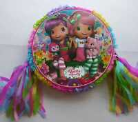 Strawberry Shortcake  Pinata Birthday Party Game  party Decoration Free Shipping