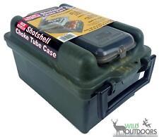 MTM Case Gard - Shotshell Ammo Box & Choke Tube Case -Wild Camo (09)