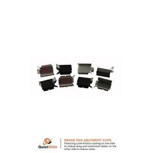 Carlson P1081 Disc Brake Pad Installation Kit