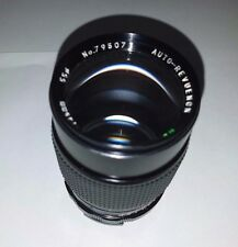 Auto-Revuenon 1:2.8 f=135mm LENS MC 55 No. 795071
