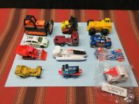 Mixed Lot of 12 Hot Wheels Matchbox & Other Loose Diecast Toy Cars