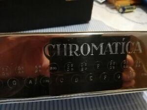 Hohner Harmonika  Double Bass, Chromatica, gebraucht