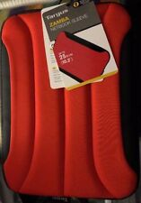 Netbook Sleeve Bag Neoprene - Red Targus 10.2 inch Zamba Netbook Sleeve Tagged