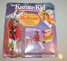 1986 Remco Karate Kid Daniel Laruso MOC w/ break away ice RED Outfit NOS HTF MIP