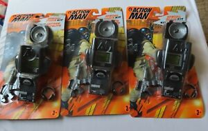Action man - 3 x Special Force Kit - Accessories packs  by Hasbro in 1996
