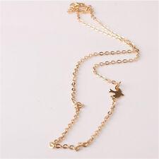 Posh Women Charm Jewelry Choker Chunky Statement Bib Pendant Chain Necklace