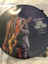 GARY CLARK JR + JUNKIE XL - COME TOGETHER PICTURE DISC + COMIC. RSD 2018. VINYL