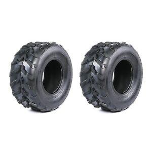 "2pc ATV Tyre 16x8-7 Front Rear Tyres Tubeless 16x8 - 7"" inch 110cc 125cc Go Kart"