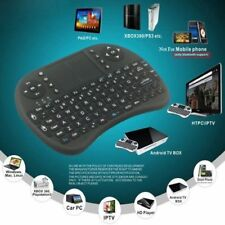 Wireless Mini Keyboard Rii i8 2.4G Multi Air MouseTouchpad For PC Android TV Box