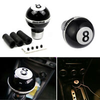 Car Gear Shift Knob Ball 8 Styling 8//10//12mm Hoses for Most Manual Vehicles