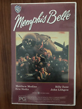 MEMPHIS BELLE MATTHEW MODINE ERIC STOLTZ    NOT A CHINESE COPY PAL VHS VIDEO