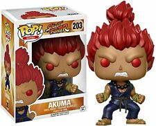 Funko AKUMA #203 POP! Games Street Fighter Vinyl Figure